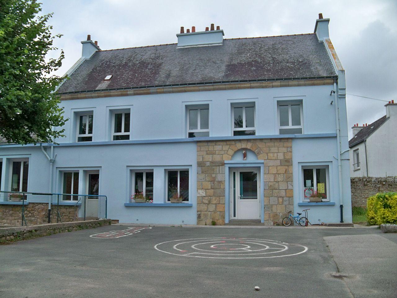Ecole privée de St Joseph de Sainte Hélène