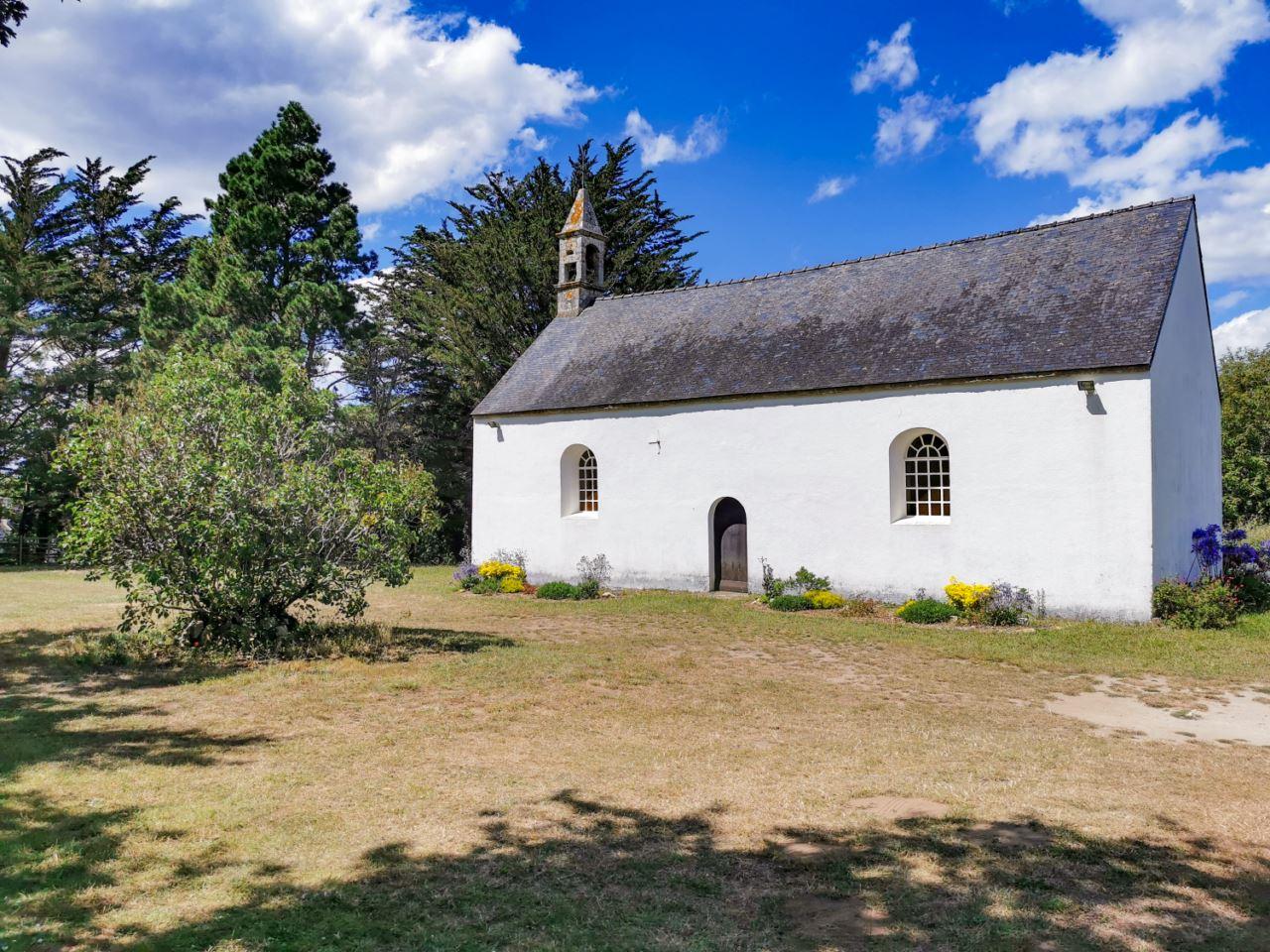 église chapelle Ker David