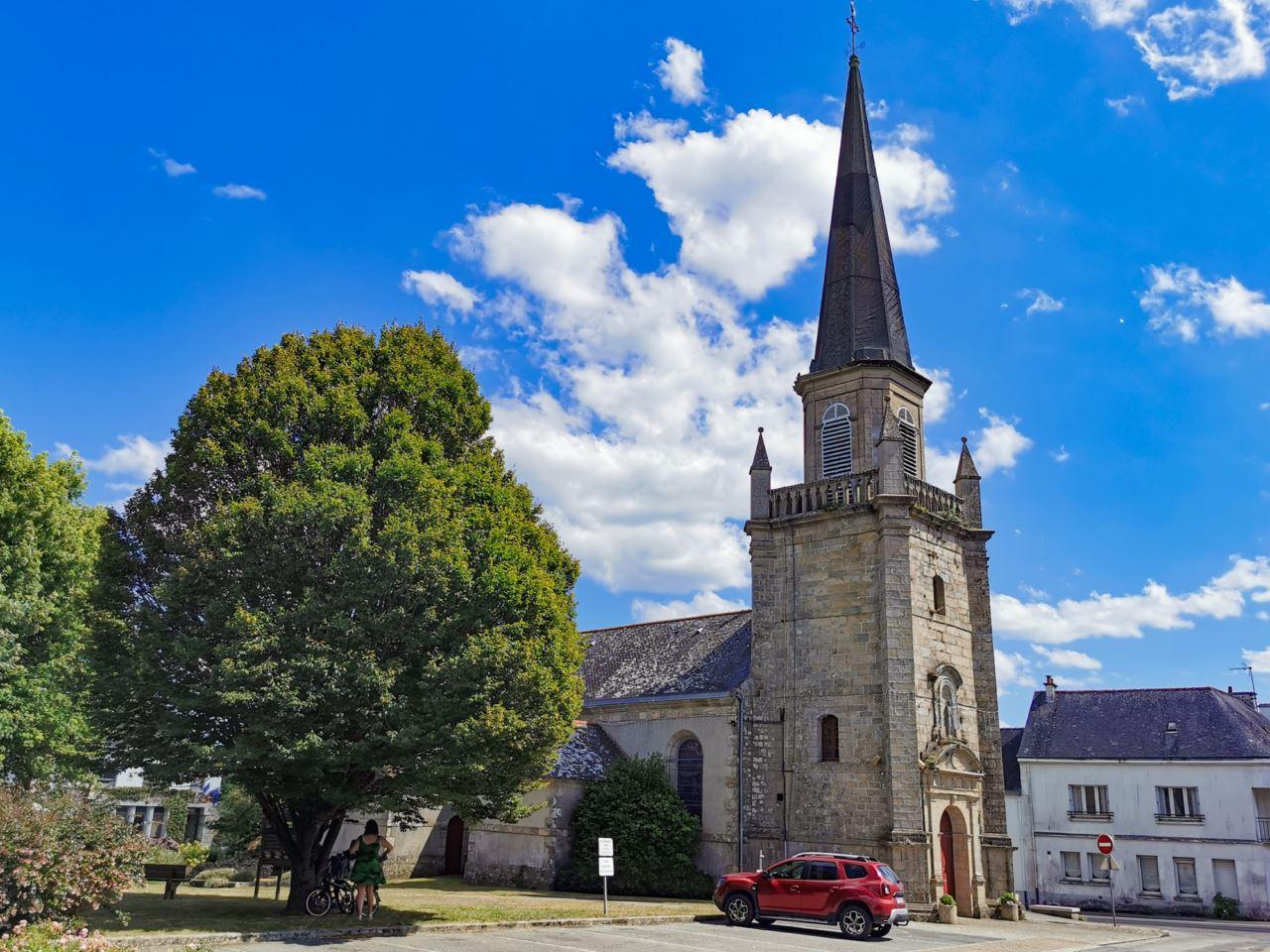 Eglise de Sainte-Hélène